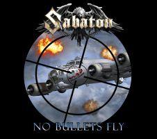 Custom Album Cover: Sabaton - No Bullets Fly by rubenick Metal Meme, Power Metal, Hard Rock, Heavy Metal, Album Covers, Brain Storm, Deviantart, Explore, Bullets