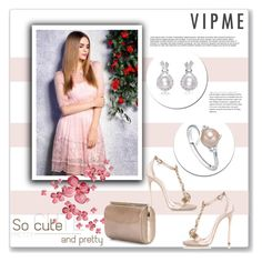 """""""VIPME"""" by amra-mak ❤ liked on Polyvore featuring Dsquared2, Jimmy Choo, women's clothing, women, female, woman, misses, juniors and vipme"""