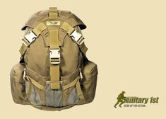 Flyye Carapax Backpack at Military 1st