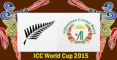 New Zealand vs Afghanistan ICC Cricket World Cup 2015 Watch Live Online | CRICKET NEWS