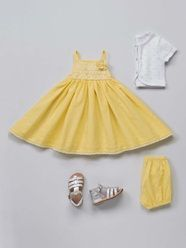 The full Outfit http://www.parentideal.co.uk/vertbaudet---baby-girls-clothing.html