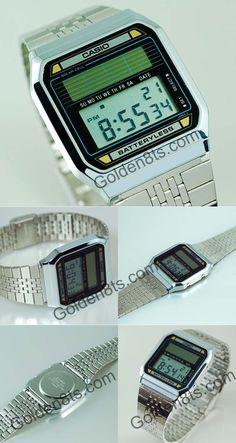 2a092820c0c Casio Digital Retro Vintage Watch BB-800  BB-800    GOLDEN8TS