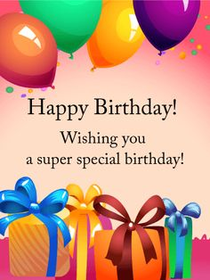 Birthday | Birthday & Greeting Cards by Davia - Free eCards via ...