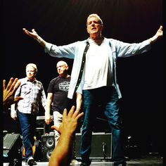 Glenn Frey & Eagles.  Detroit, MI 7/24/2015 He only performed three more times after this show, the one being on 7/29/15