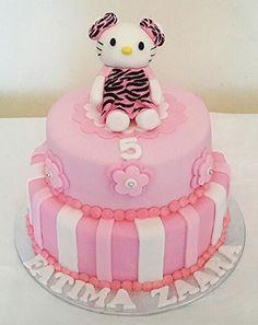 Hello Kitty Birthday Cake - THE SWEET ESCAPE