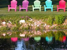 Have a Seat! by Karen Kiefer on Capture Door County // Come on over, have a seat and reflect on the day