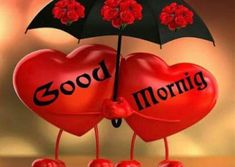 Red Hearts Morning Love Quotes from Good morning Love Quotes Images Good Morning Love Messages, Morning Love Quotes, Good Morning My Love, Good Morning Picture, Good Morning Greetings, Good Night Image, Good Night Quotes, Morning Pictures, Good Morning Wishes