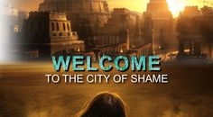 Author A.B.Whelan: City of Shame Part Two is live on Amazon