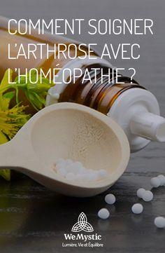 Arthrose homéopathie