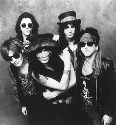 I'm listening to L.A. Guns, ♫ on iHeartRadio