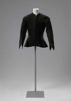 1680-1688, the Netherlands - Jerkin - Wool, linen