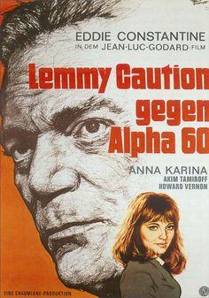 German Alphaville poster