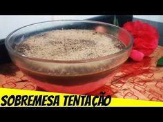 SOBREMESA TENTAÇÃO RECEITA SUPER FÁCIL  (SOBREMESA FÁCIL E RÁPIDA) - YouTube