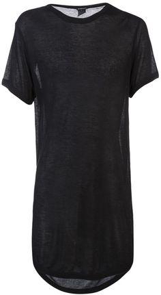 Ribbed Shirt - Lyst