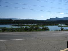 Yukon River.
