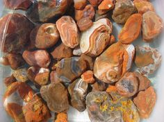 duluth agate unpolished - Google Search