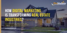 Real Estate Digital Marketing has put deep impact on the growth of Real Estate Industries while Comparing between Traditional marketing and Online marketing. Digital Marketing Strategy, Digital Marketing Services, Marketing Strategies, Media Marketing, Online Marketing, Real Estate Branding, Real Estate Business, Internet Advertising