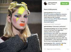 #MakeUp Inspiration dalla sfilata di Maison Margiela
