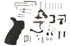Spike's Tactical AR-15 Enhanced Lower Receiver Parts Kit-Spike's Battle Trigger-