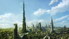 Exploring the Crumbling Dystopian Ruins of 7 Post-Apocalyptic Cities