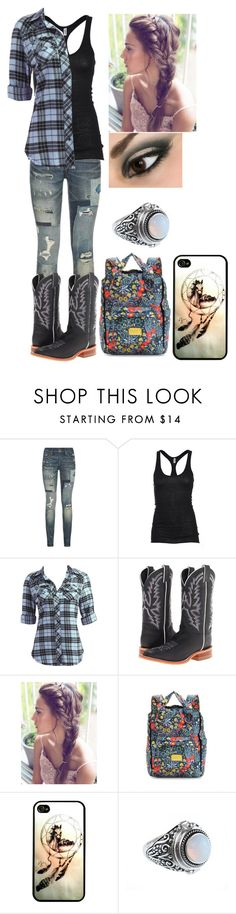 """Untitled #808"" by always-smiling-with-love ❤ liked on Polyvore featuring Polo Ralph Lauren, L'Agence, Wet Seal, Justin and Marc by Marc Jacobs"