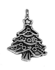 family merry christmas tree charm sterling silver 925 Real Sterling silver 925 pendant Charm jewelryLike this item find it at https://www.etsy.com/shop/princeofdiamonds