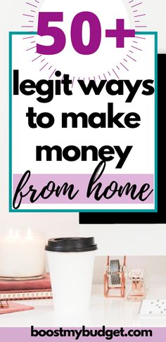 Over 50 real ways to earn from home in the UK. Work from home and make money to live a better lifestyle. Earn Money From Home, Way To Make Money, Make Money Online, How To Make, Matched Betting, Make Millions, Work From Home Jobs, Business Tips, Making Ideas