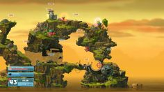 Team recipe of Worm turn based strategy has continued to provide a funny yet addictive experience since the The evolution of the game over the Turn Based Strategy, Worms, Ps4, Ps3