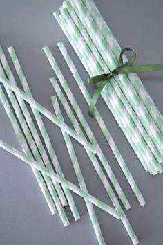 mint straws