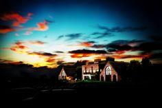 Night Shot of Stockbrook Country Club