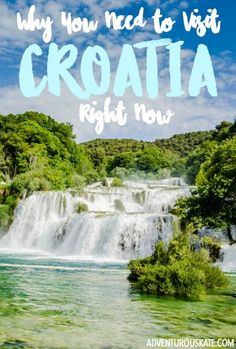 "Croatia is a dream destination for lots of my friends back home in America. They love Croatia. They dream about Croatia. They've bookmarked Croatia as a ""someday"" destination. But when it comes time to actually book a trip to Europe, they don't choose Croatia. Here's why I think that's a mistake."