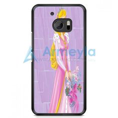 Disney Princess Ariel Tardis Police Box HTC One M10 Case | armeyla.com