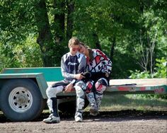 Please, lord, please gimme a boy who rides dirt bikes!