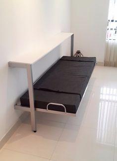 camas plegables o abatibles bunker bed