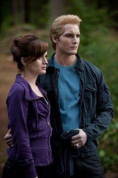 Esme and Carlisle from Twilight Saga. Breaking Dawn