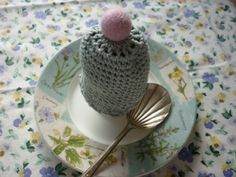egg cozy, free pattern