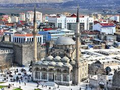 Turkey Travel, Mosques, The Province, Paris Skyline, Street View, Country, City, Rural Area, Mosque