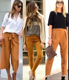 Discover the details that make the difference of the best streetstyle unique people with a lot of style Cool Street Fashion, Look Fashion, Street Style Women, Fashion Outfits, Glamour Fashion, Pants Outfits, Fall Outfits, Summer Outfits, Trajes Business Casual