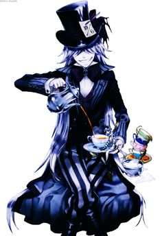 Black Butler - Undertaker!!!!!!!