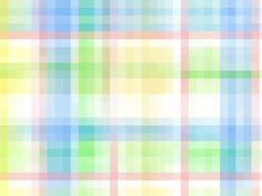 pixelated plaid