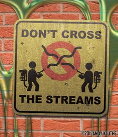 Don't Cross The Stre