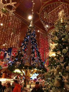 12 Reasons to Visit Frankenmuth, Michigan | Christmas wonderland ...