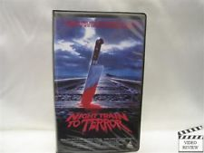 Night Train to Terror * VHS * John Phillip Law *