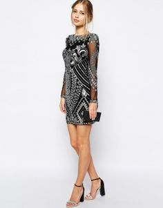 Boutique en ligne 13499 e5e56 Las 16 mejores imágenes de Vestidos para Nochevieja ...