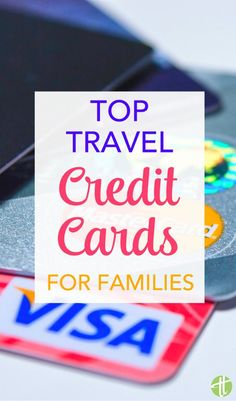Want to earn travel rewards for your family vacations? These top miles and points rewards credit cards are easy choices for busy parents who want to travel cheaply. Free Travel, Budget Travel, Travel Tips, Travel Ideas, Travel Inspiration, Travel Destinations, Travel Hacks, Rewards Credit Cards, Best Credit Cards