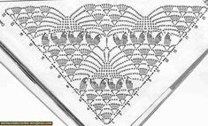 Discover thousands of images about *** Shawl: Saffron (Our Mrs. Reynolds) Shawl by Cirsium Crochet Crochet Scarf Diagram, Poncho Au Crochet, Crochet Chart, Crochet Scarves, Crochet Motif, Crochet Clothes, Crochet Lace, Crochet Stitches, Crochet Patterns