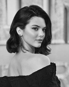 I love her short hair ♥ Pelo Kendall Jenner, Kendall Jenner Make Up, Kendall Jenner Outfits, Kendalll Jenner, Kris Jenner, Khloe Kardashian, Claudia Tihan, Mode Ootd, Jenner Makeup