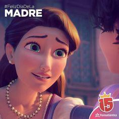 Incondicional en cada momento que la necesitamos. Puro amor: MAMÁ!  Feliz #DiaDeLaMadre Te acordás cuál es ese sueño único en el que tu mamá decidió acompañarte y bancarte? #graciasmama #felizdia #mama #Enjoy15 #transatlantica #avanta