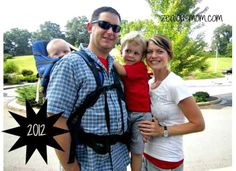 Wordless Wednesday: July 4th Family Photos (2009-2014) #wordlesswednesday #july4th