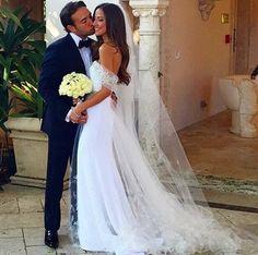 Gorgeous Wedding Dress, Lace Wedding, Wedding Dresses, Arielle Charnas, Special Day, Wedding Ideas, Inspiration, Fashion, Bride Dresses